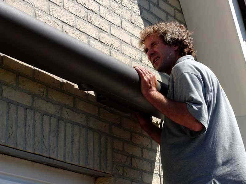 Onderhoud & Reparatie van een Zonwering © Veldman zonwering