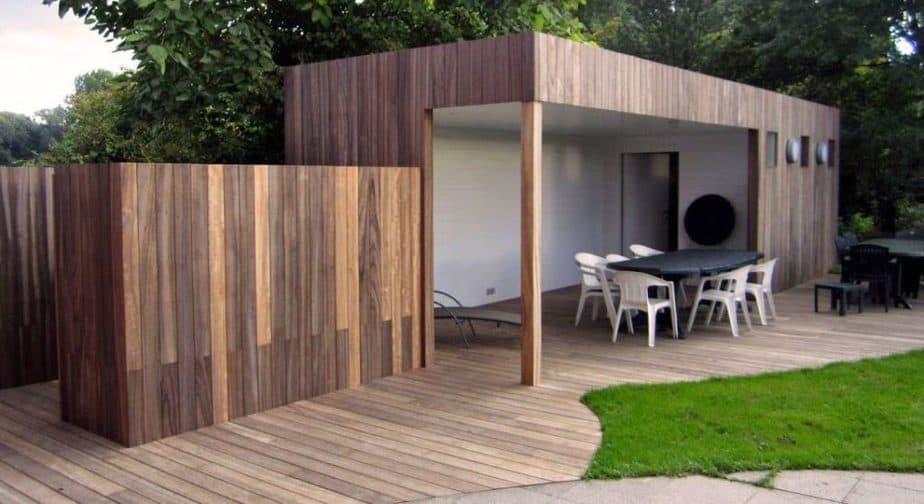 Padoek terrasoverkapping © Nova Concepts