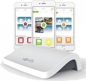 Terrasoverkapping bedienen met smartphone dankzij Somfy