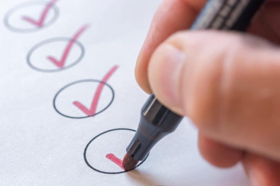 Voorwaarden voor vergunning voor een terrasoverkapping